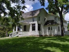 Laura Ingalls Wilder Home and Museum in Mansfield, MO. I was named after her!