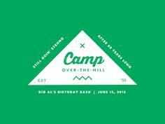 Camp Over-the-Hill