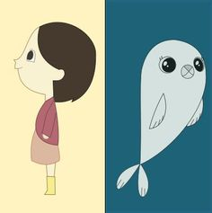 Saoirse from Song of the Sea - Imgur