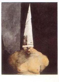 Michael Kvium Dumrian 01/93 Real Monsters, Urban Art, The Darkest, Watercolor Paintings, Scandinavian, Street Art, Min, Artist, Painters