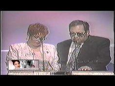 1996 Tejano Music Awards - Marcella & Abraham Quintanilla Accepting Sele.