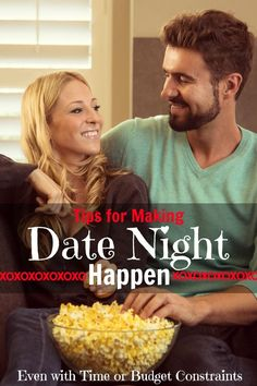 Making date night happen, despite time or finance limitations, is so important to a relationship and marriage. Such great and advice and simple tips on carving that time out for ourselves.