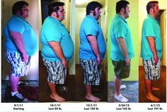 This picture pretty much speaks for itself. The program works and changes lives. This is Kyle, a  20 year old college student who has lost 191 lbs.   www.LoseIt4U.com