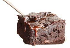 Vosges Gourmet Chocolate Recipe - Caramel Toffee Chocolate Chunk Brownie