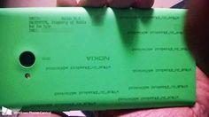 @LuisAndradeHD Nokia Lumia 730 en sus primeras fotos reales