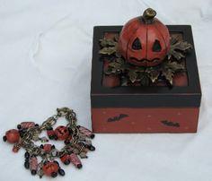 Creepy Creations by Jamie Moore: Halloween JOL Bracelet and ...