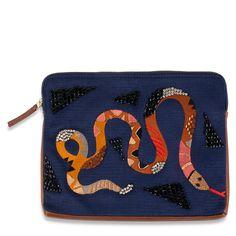 Lizzie Fortunato • Rattlesnake Clutch • Furbish Studio :: Raleigh, NC
