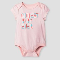 Target Baby Girl Clothes Magnificent Baby Nay® Baby Girls' Crazy Hearts Bodysuit  Pink  Target  Maddie Decorating Inspiration