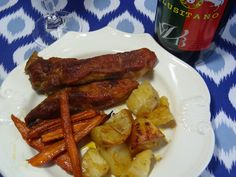 Garlicky Bones Spare Ribs  Recipe from Tia Maria's Blog