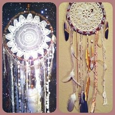 diy: Dream Catchers ~ tutorials by free people<3
