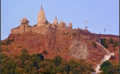 Temples of Ram Tek when in Nagpur