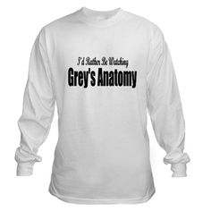 Shop Classic Men's Long Sleeve T-Shirts from CafePress. Find great designs on soft cotton Long Sleeve T-Shirts for Men! Long Sleeve Tee Shirts, T Shirts, Band Shirts, Marine Sister, Pancreatic Cancer Awareness, Youre My Person, Ipad Sleeve, Comfortable Fashion, Greys Anatomy
