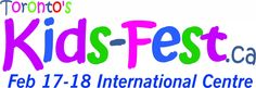 Toronto Kids-Fest will take place February 17-18, 2013 at the International Centre (Free Parking!).  Your kids will be about to bounce, laugh, and play in over 60,000 sq ft of fun including over 30 inflatable rides, stage shows, and exhibitors