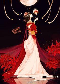 Nghệ Thuật Cổ Xưa, Bản Vẽ Nghệ Thuật, Đồ Hóa Trang, Nữ Chiến
