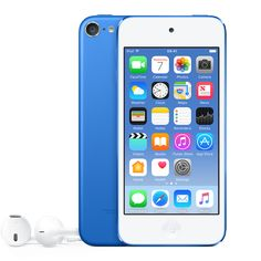 Latest Model Apple iPod Touch Generation Blue This is a new iPod touch iPod touch Player - Fusion. ipod in PLAIN BOX. Mobiles, Apple Price, Safari, Refurbished Phones, Ipod Touch 6th Generation, Buy Apple, Apple Products, New Iphone, Tecnologia