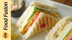 Club Sandwich recipe by Food Fusion - YouTube