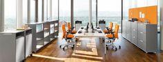 BN Office Solution - Produkty - Kancelársky nábytok - PRIMO SPACE Front Office - Kancelária na dosah ruky