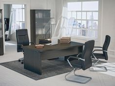 Bureau de direction Acazi T1 mobilier bureau Pinterest Bureaus