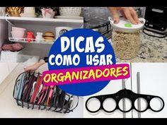 12 TRUQUES DE LIMPEZA E ORGANIZAÇÃO QUE VOCÊ DEVERIA SABER | Organize sem Frescuras! - YouTube