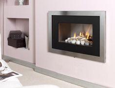 fire Gas Fires, Flat Screen, Home Decor, Blood Plasma, Decoration Home, Room Decor, Flatscreen, Home Interior Design, Dish Display