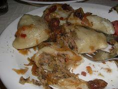 Pierogi - traditional Polish food...Yum I have to wait until christmas for this!