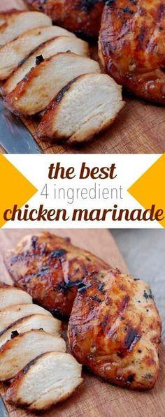 3. Vinegar Chicken