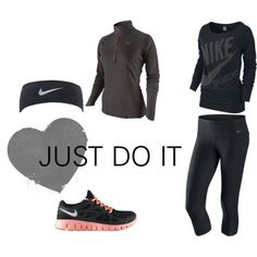 Nike workout clothes what I will live in after baby ...