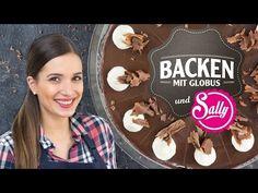 Sallys Rezepte - Backen mit Globus & Sallys Welt #1 | Bananen Stracciatella-Torte
