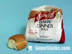 Sarah Lee Dinner Roll 1 roll Sugars, total: Calories, total: 110 Calories from sugar: 16 How Much Sugar, Snack Recipes, Snacks, Kids Diet, Dinner Rolls, Chips, Thanksgiving, Pretty, Food