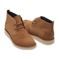Calvin Klein Men's Jae Suede Chukka Boots ($140) ❤ liked on ...
