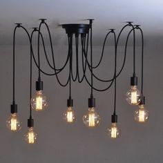 New-Vintage-chandelier-Adjusted-DIY-Ceiling-Lamp-Kitchen-Edison-Pendant-Lighting