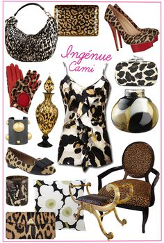 Loving this Ingenue Cami in the Fall 2012 collection!
