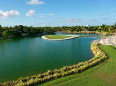 P.B. Dye's La Cana Golf Course, Puntacana Resort & Club, Dominican Republic