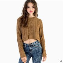Irregular knitted sweater  Size:XS,S,M,L,XL,XXL Size choose,pls check the picture