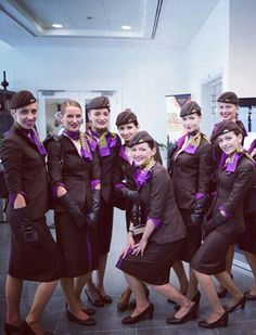 Etihad Airways stewardess crewfie @anna_avoson