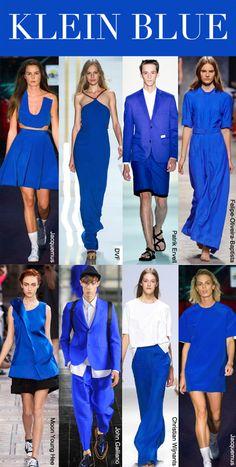 Spring 2014 - Color Trend