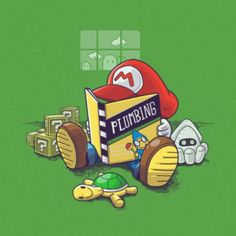 Funny-Illustrations-by-Colin-Lepper-mario-01