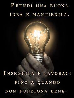 #idea #perseveranza