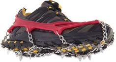 When you don't need full-on crampons, Kahtoola MICROspikes® traction system will get you where you need to go on ice and hard snow. MICROspikes are your passport to anywhere adventure takes you. Camping And Hiking, Hiking Gear, Backpacking, Hiking Boots, Camp Gear, Camping Ideas, Baskets, Mens Winter Boots, Winter Gear