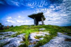 Ireland's Top 10 Attractions. Burren is a unique destination to visit where one has to stop at every hook and corner to closely look at things. The spectacular location in Country Clare is a limestone landscape where one can observe 700 different flowering plants and ferns. It accounts to 1% of Ireland's landmass.