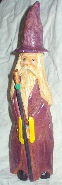 Wizard 30 cm, poplar  http://creusecrafts.yolasite.com/