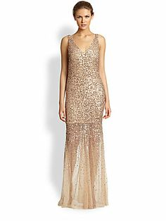does it make me weird that i'd wear this for my wedding gown?  Candela Sienna Backless Gown