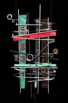 Kinetic Sculpture by Jeffrey Zachmann