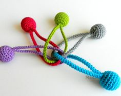 crochet abstract rattle - Google Search