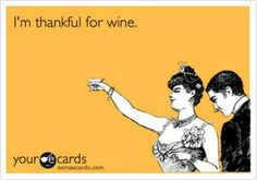 Wine ecard... oh just wait till thanksgiving...