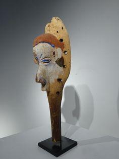 Mask - YAKA - D.R. Congo