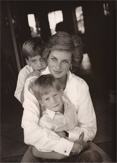 We loved her because she was real, none of the pomp and Ceremony of the British royalty, just a sweet, down to earth, beautiful human being, and she was ours