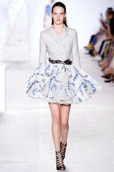 Giambattista Valli Haute Couture - Pasarela Otoño-Invierno 2013-14