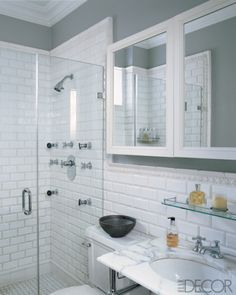 Bathroom Sinks New York City separate shower and tub in small bathroom. | bath | pinterest