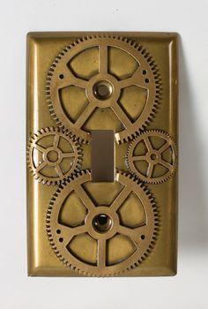 steampunk lock plates - Google Search